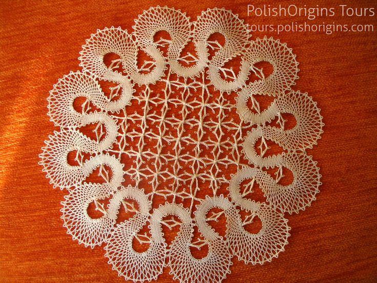 Bobbin lace http://polishorigins.com/document/bobbin_laces