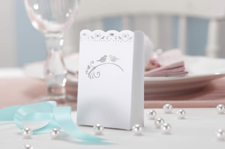 Adorable favour bags with a vintage laser cut bird and swirl design. These little gems make the perfect wrap for your guest favours. Add colourful tissue paper to the inside and fill them up with sweet treats to delight your guests.Pack of 10 favour bags.