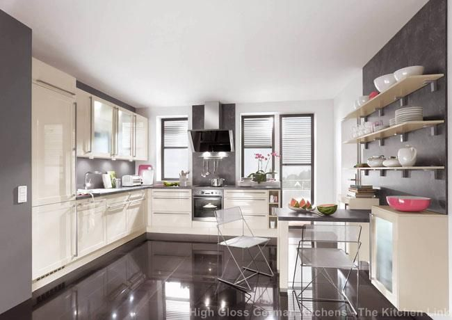 23 best Nobilia High Gloss Kitchens images on Pinterest Gloss - nobilia küchen günstig kaufen