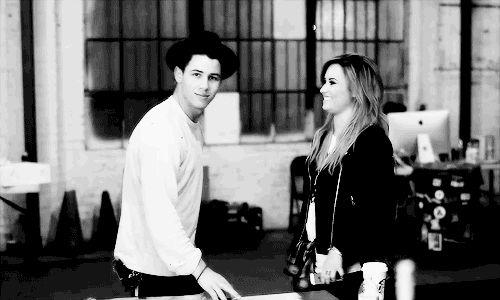 Nick and Demi ♥