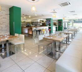 Accommodation in Prague - Rezidence Vyšehrad - Fine cafe