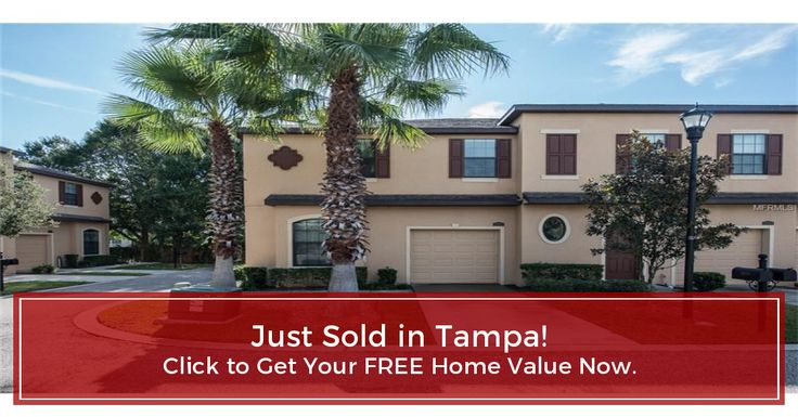 Get your new Tampa home value now for FREE! Or get a list of similar Tampa homes for sale now!