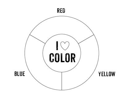 The  Best Color Wheel Worksheet Ideas On   Colour