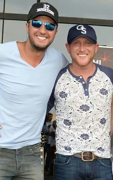 Luke Bryan Cole Swindell