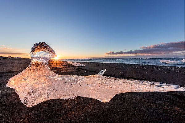 Fire and ice, recent travels to Arizona and Iceland