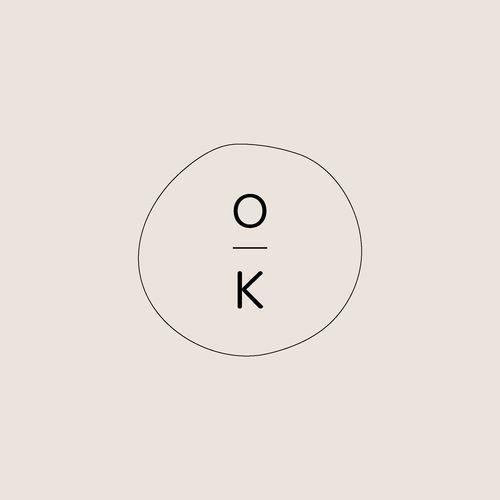 organic kitchen organisches Logo-Design für ein …