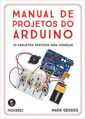 Manual de projetos do Arduino