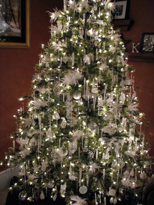 Tree Christmas Icicles Shop Icicle Lights - Tree Christmas Icicles Shop Icicle Lights DIY Christmas