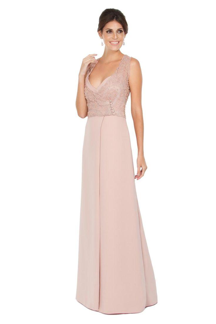 Vestido Taiuva - Lita Mortari - Dress & Go (para alugar)