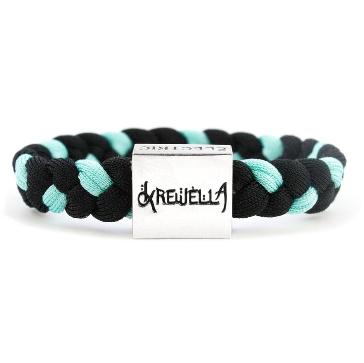 We have united forces with Krewella to bring you this unique bracelet with all proceeds benefitting Dance For Paralysis. DFP's mission is to raise money and awareness for those who are physically unab