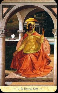 La Quête du Graal : La reine de Saba – 3/21 -... #Art #Artiste