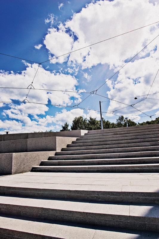 Geitabru Bridge Oslo