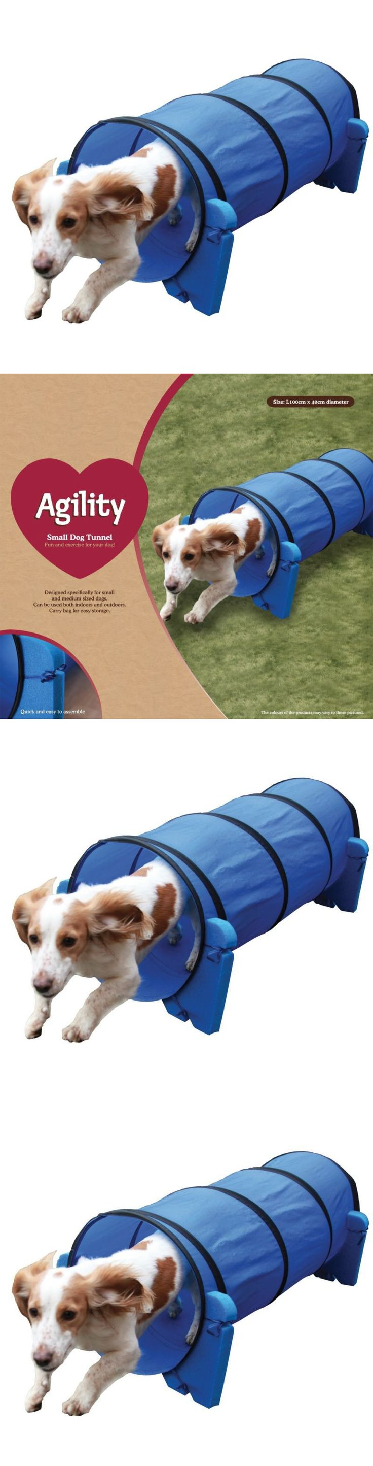 Agility Training 116383: Dog Agility Tunnel Training Outdoor Pet Runner Equipment Exercise Puppy Open New -> BUY IT NOW ONLY: $36.4 on eBay!