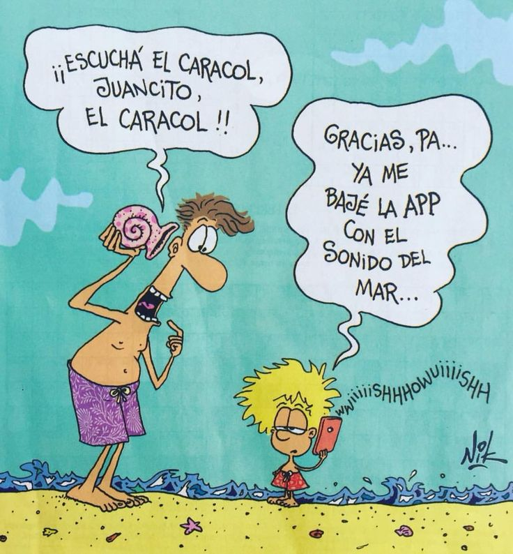 Verano en la era digital, by @Nikgaturro