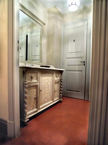 les 147 meilleures images propos de carrelage fa ence cr dence sur pinterest cuisine d co. Black Bedroom Furniture Sets. Home Design Ideas