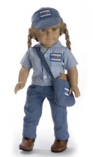 Postal Worker Uniform 47