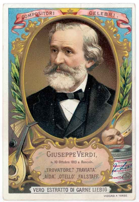 Verdi 200 | Opere | Giuseppe Verdi, 1893