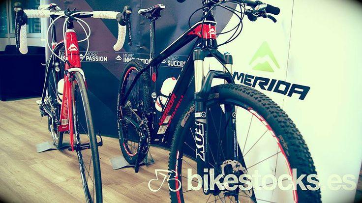Conoce las bicicletas Merida de Pedro de la Rosa Bicicleta Merida BIG SEVEN CF 3000 2014 - http://www.bikestocks.es/b2c/index.php?page=pp_producto.php&md=0&codp=11591&prov= Bicicleta Merida Scultura CF 905 2014 - http://www.bikestocks.es/b2c/index.php?page=pp_producto.php&md=0&codp=11721&prov=