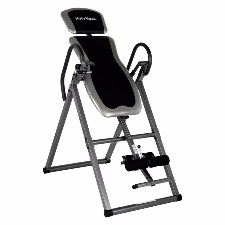 Inversion Tables 112954: Innova Fitness Deluxe Inversion Table, Heavy Duty Inversion Therapy Table -> BUY IT NOW ONLY: $98.99 on eBay!