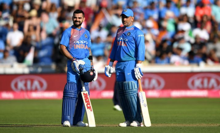 World Cup 2019 Ms Dhoni Gives Me The Freedom To Make Decisions Says Virat Kohli Virat Kohli World Cup Cricket