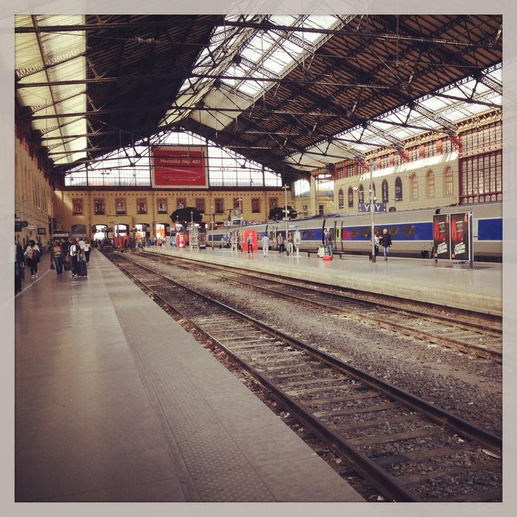 Gare Saint Charles - Marseille