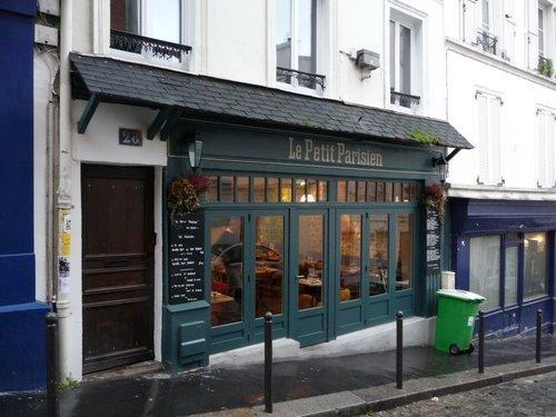 Le Petit Parisien, Montmartre