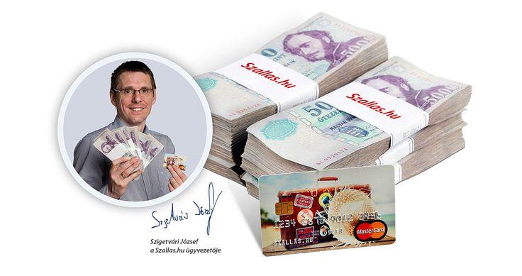 Fődíj: 3 Millió Forint