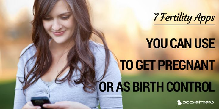 Science has come up with several reliable methods for tracking a woman's fertile periods. Of course, it requires consistency and dedication – using Fertility Awareness Methods is not something you can do occasionally. #apps #mobileapps #phoneapps