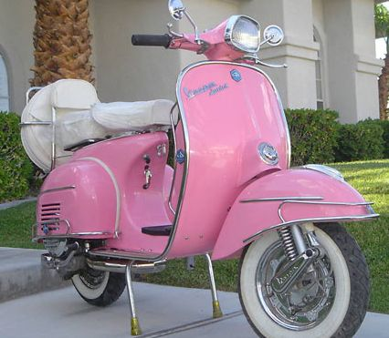 Vespa Gs  Paint Code