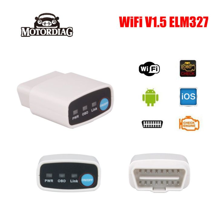 $14.90 (Buy here: https://alitems.com/g/1e8d114494ebda23ff8b16525dc3e8/?i=5&ulp=https%3A%2F%2Fwww.aliexpress.com%2Fitem%2Fcode-reader-M327-WIFI-OBD2-Switch-OBD-2-ELM-327-WiFi-V1-5-for-Android-IOS%2F2034366345.html ) OBD 2 Wifi OBD2 ELM327 Wi Fi V1.5 Adapter Wi-Fi Android iOS Scanner Automotive ELM 327 V 1.5 Auto Escaner Automotivo Code Reader for just $14.90