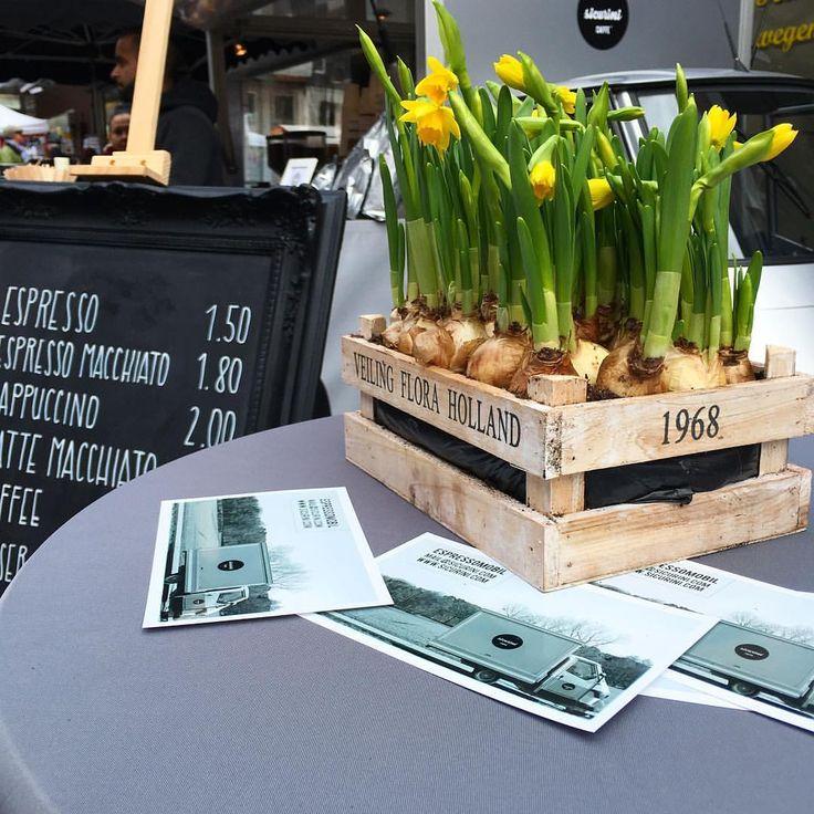 Frühlingsmarkt in Dülmen  #frühlingsmarkt #duelmen #dülmen #sicurini #sicurinicaffe #mobilescafe