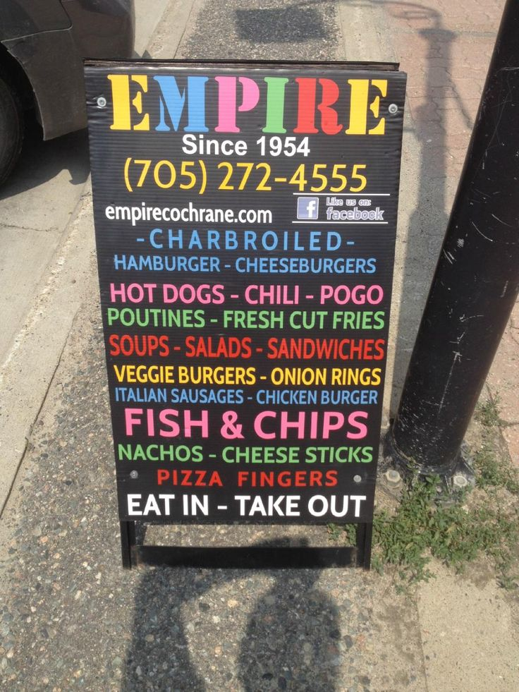 Empire Cafe & Deli, Cochrane - Restaurant Reviews - TripAdvisor