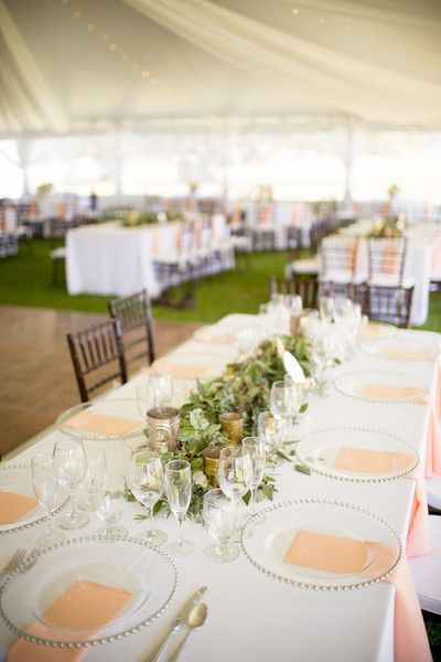 The 25 Best Coral Wedding Receptions Ideas On Pinterest