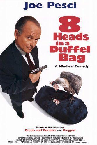 8 Heads In A Duffel Bag [DVD] [1997]: Amazon.co.uk: Joe ...