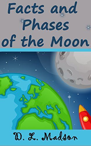 Teach kids more about the moon with this children's picture book. They will learn different facts of the moon and the 8 different phases of the moon. Great as a bedtime story to teach kids more about ...