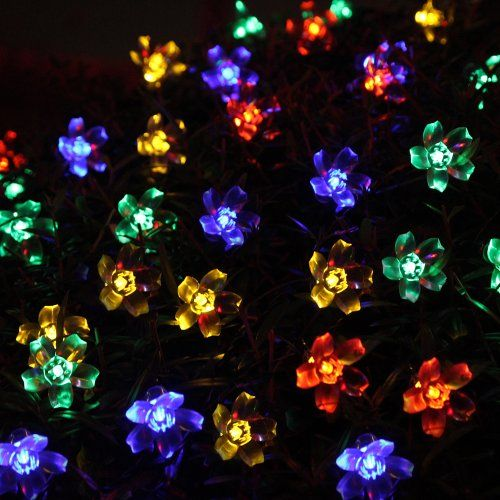 Solar Outdoor String Lights By Innoo Tech: 24 Best Images About Solar Lights On Pinterest