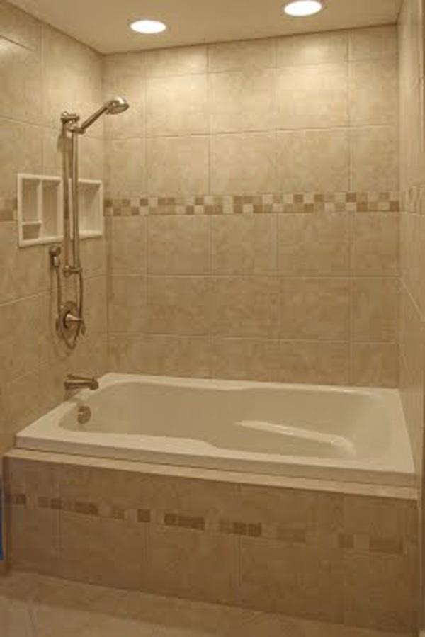 Les 15 meilleures images à propos de bathroom sur Pinterest Salles - carrelage salle de bain petit carreaux