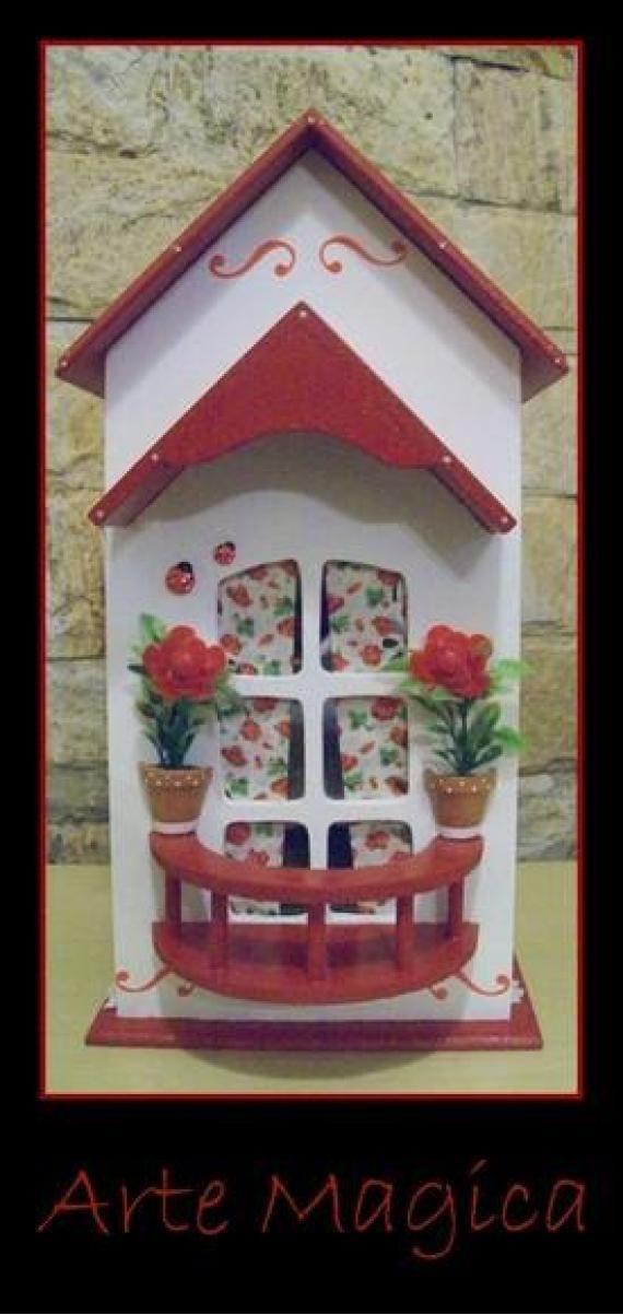 Puxa saco casinha jardins - R$42.00