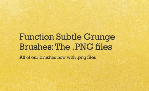 Function Subtle Grunge Brushes: Now with .PNG's: Design Resources, Photoshop Grunge Texture, Grunge Texture Brushes, Functional Subtle Grunge, Graphics Design, Grunge Brushes, Grunge Design, Design Texture, Grungetextur Brushes
