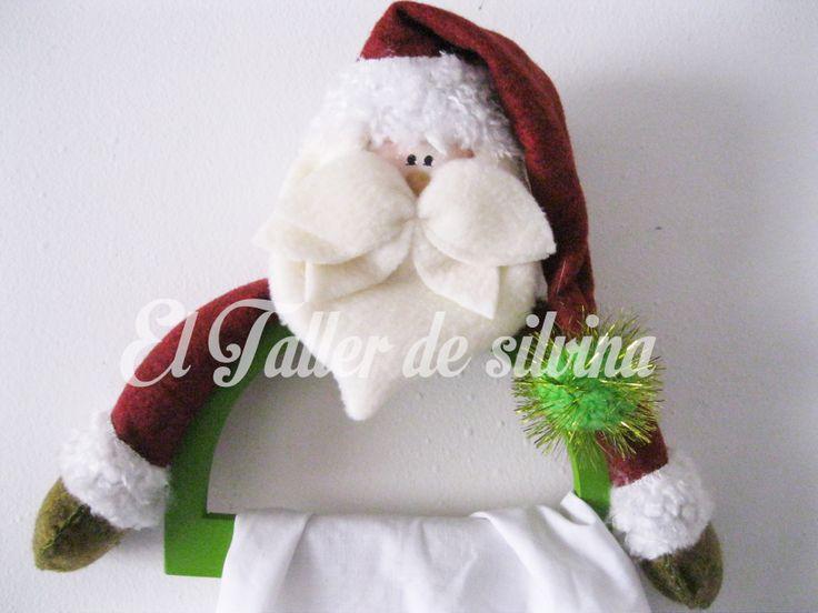 Porta-toalla Noel.