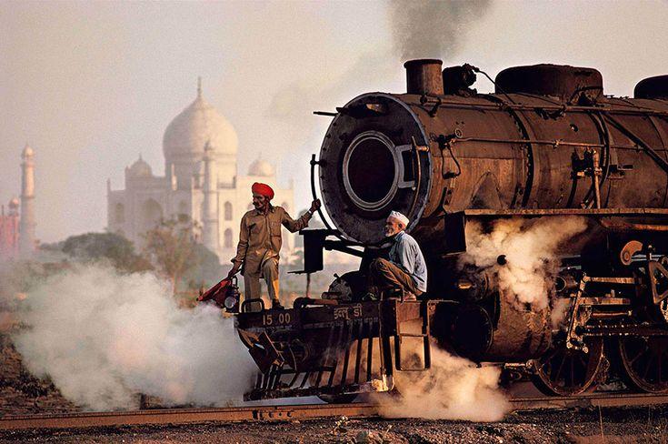 India, 1983 / foto de Steve McCurry