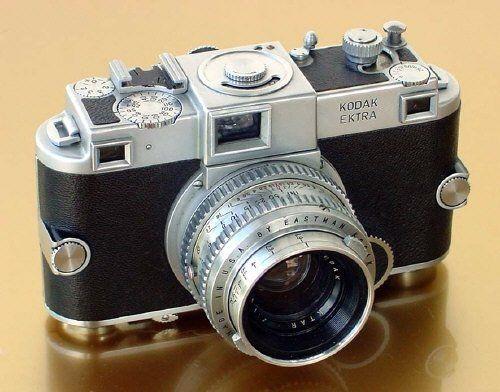 Monday Camera #9: Kodak Ektra - Dieselpunks