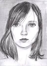 Image result for self portraits pencil
