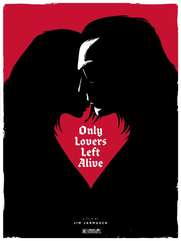 Only Lovers Left Alive by Heath O'Campo