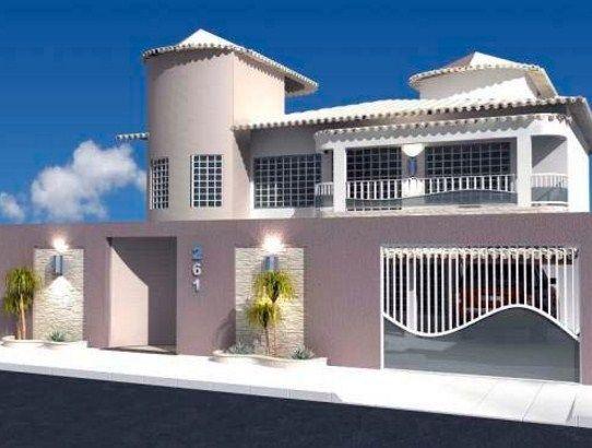 M s de 1000 ideas sobre muros e fachadas en pinterest for Rejas modernas para frentes de casas minimalistas