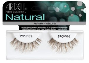 Ardell Natural Lashes #Wispies Brown