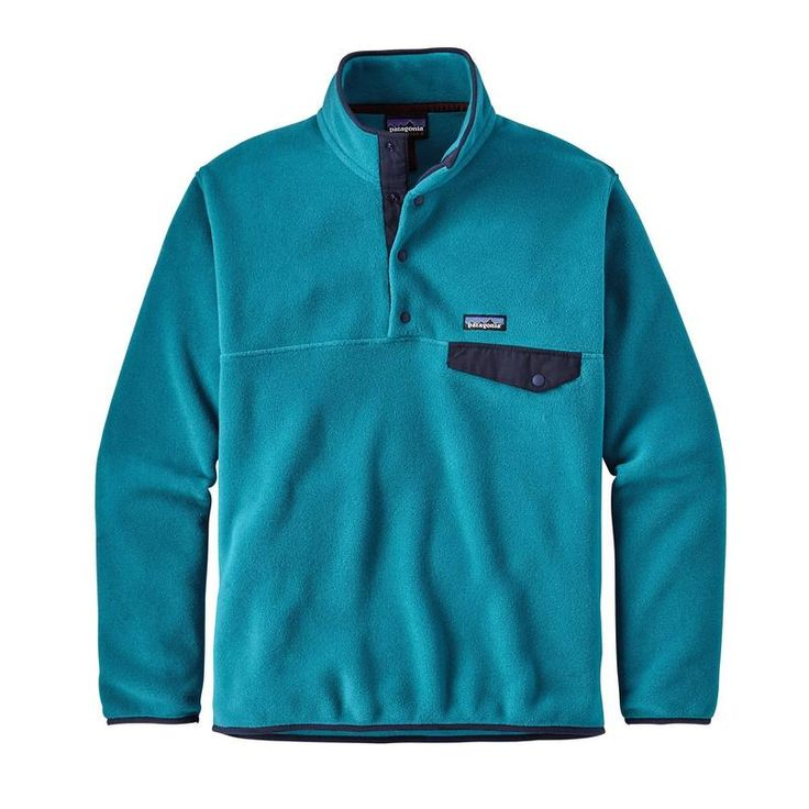 Patagonia Men's Lightweight Synchilla® Snap-T® Fleece Pullover - PATAGONIA