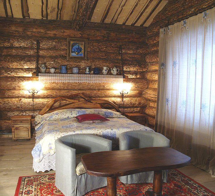 Охотничья слобода: Берлога Берлога спальня 1 этаж