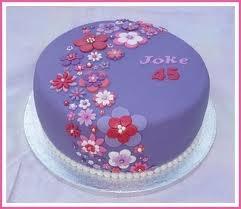 taart bloemen - Google zoeken