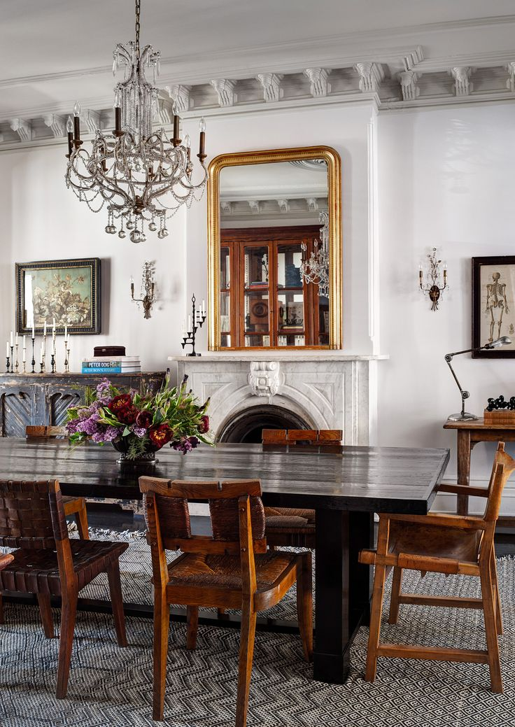 Brooklyn, NY Home of Tracy Martin and Vince Clark (formerly of Depeche Mode). Photo: Bruce Buck for the New York Times